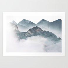 When Winter Comes III Art Print