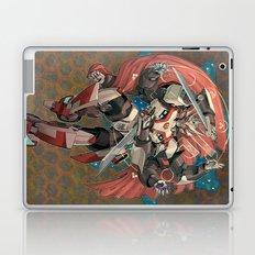 Faithful Blade Laptop & iPad Skin