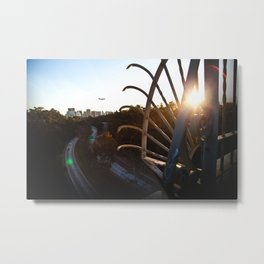 San Diego - Balboa Bridge  Metal Print