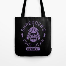 Bad Boy Club: Shredder's Foot Clan Tote Bag