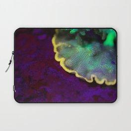 Fluorescent coral skirt Laptop Sleeve