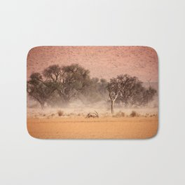 NAMIBIA ... through the storm II Bath Mat