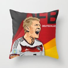 Germany World Cup 2014 Throw Pillow