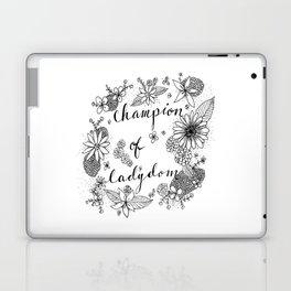 Champion of Ladydom No. 5 Laptop & iPad Skin