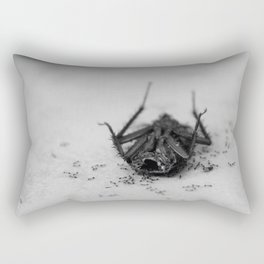 Perder la cabeza Rectangular Pillow