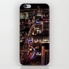 Vegas Strip iPhone & iPod Skin