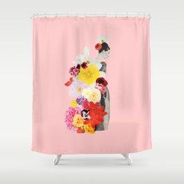 cecelia waits Shower Curtain