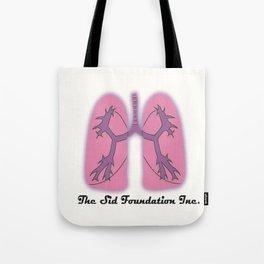 The Sid Foundation Inc. Logo Tote Bag