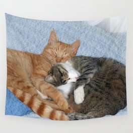 Sleeping Sweeties Wall Tapestry