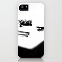Don't Drag iPhone Case