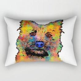 Cairn Terrier Rectangular Pillow