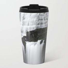 Dynjandi - Thunder of the Westfjords Travel Mug