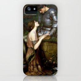 Lamia - Digital Remastered Edition iPhone Case