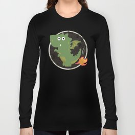 Oops..Wrong End Long Sleeve T-shirt
