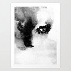 Portrait 16 Art Print
