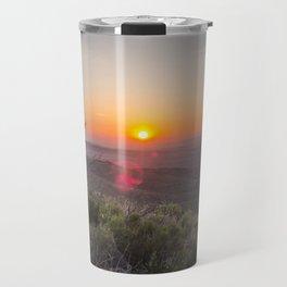 Sunrise on Elam Travel Mug