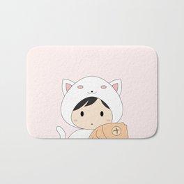 Kitten & Taiyaki Bath Mat