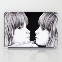 mirror iPad Cases featuring MIRROR by Dianah B