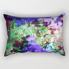 Iris Julep Rectangular Pillow