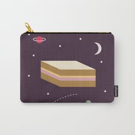 Ham & Cheese in Space Carry-All Pouch