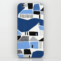 iceland iPhone & iPod Skins featuring iceland by frameless