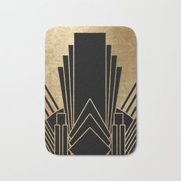 Art deco design Bath Mat