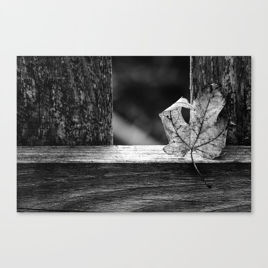 let me tell you a story Canvas Print