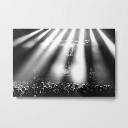 D-A-D, Cirkus, Stockholm, Sweden Metal Print