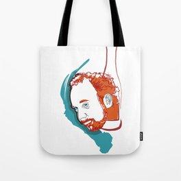 Paul Giamatti - Miles - Sideways Tote Bag