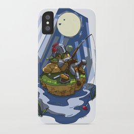 Fantasy Nap iPhone Case
