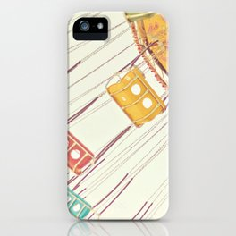Sea Swings iPhone Case