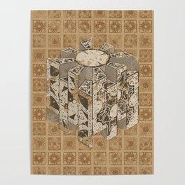 Hellraiser Puzzlebox C Poster