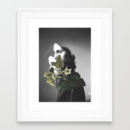 VIGÍA Framed Art Print