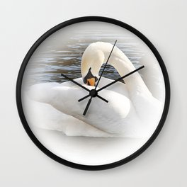 Schwan Wall Clock