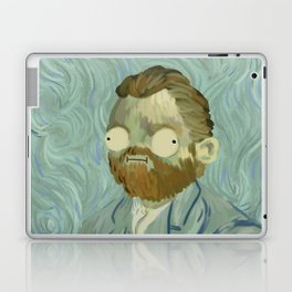 Vincent Van Goof Laptop & iPad Skin
