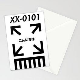JAPAN // 1 Stationery Cards