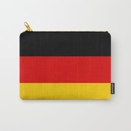 German flag - High Quality version both in scale and color Carry-All Pouch