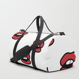 Kiss Me Baby Duffle Bag