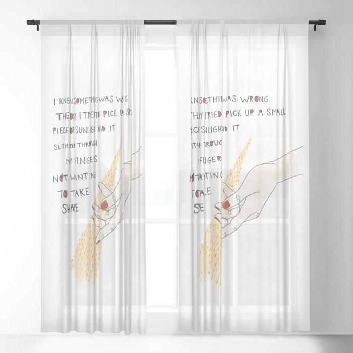 Sunlight Sheer Curtain