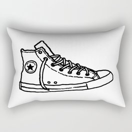 Icon of My Youth Rectangular Pillow