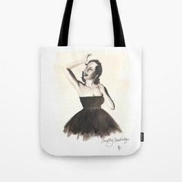 Black HERstory: Dorothy v2 Tote Bag