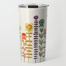 Happy garden Travel Mug