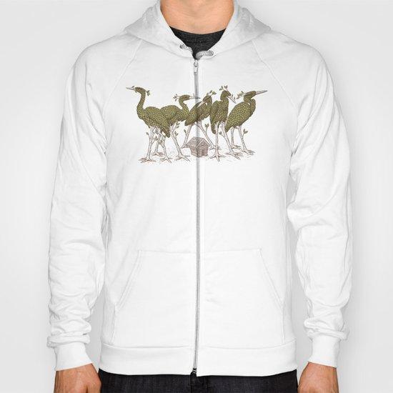 Bird Forest Hoody