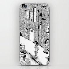 Love St.  iPhone & iPod Skin