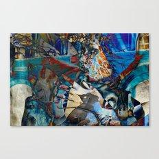 Titania 5 Canvas Print