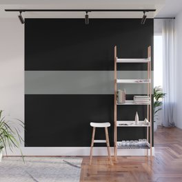 The Thin Grey Line Wall Mural