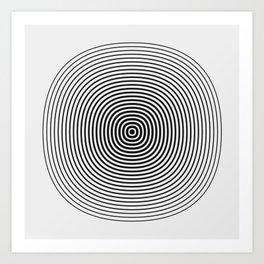 #444 Art Print
