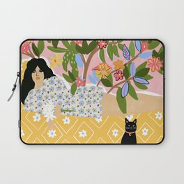 Paint Me Like One of Your French Ladies Laptop Sleeve