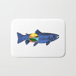 Fish Montana Bath Mat