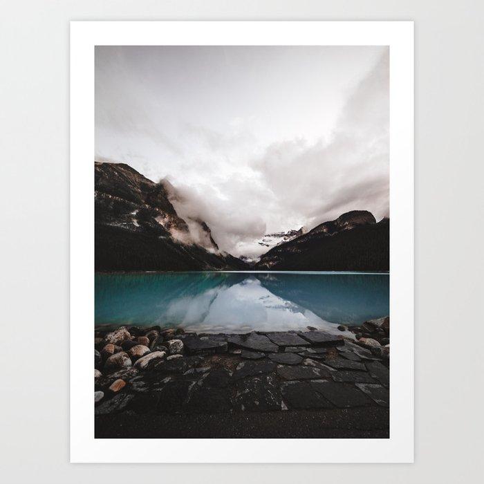 Lake Louise Mood Kunstdrucke